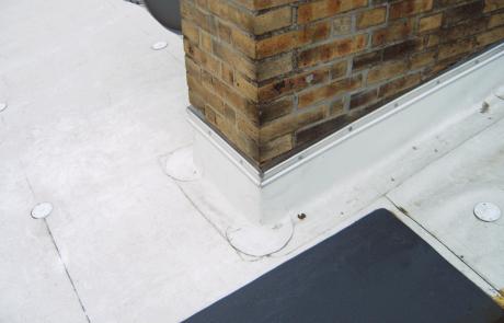 Abdichtung auf dem Flachdach