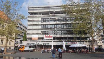 Dacharbeiten Centrum Am Dom Braunschweig