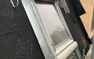 Einbau neuer VELUX Dachfenster durch Dachdeckerei Marske