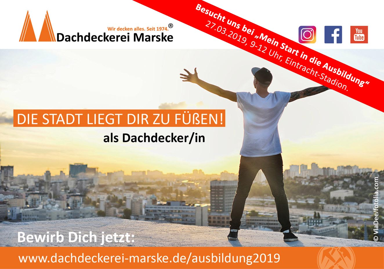 """Ausbildungsmesse """"Mein Start in die Ausbildung"""" in Braunschweig"""