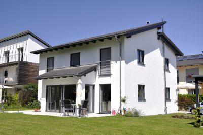 Pultdächer sind modern und eignen sich gut für Solaranlagen. Foto: jahefo/Fotolia.de