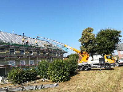 Sanierung Mehrfamilienhaus in Schandelah