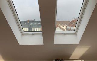 Mehr Licht unterm Dach durch neue Dachflächenfenster