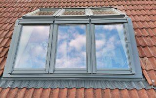 Neues VELUX Panorama-Dachfenster