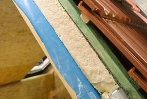 Die Aufsparrendämmung ist die effektivste Dämmung auf dem Dach. Foto: Alterfalter/fotolia.com