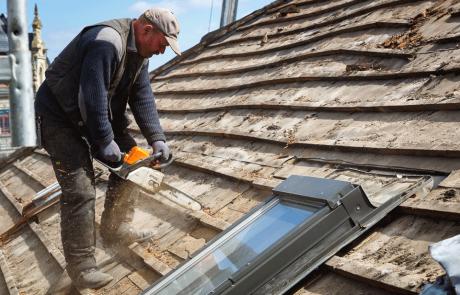 Zimmererarbeiten Dachdeckerei Marske Salzgitter